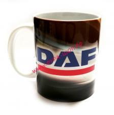 Чашка, с логотипом, DAF, даф
