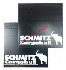 Брызговики, 40см*40см, SCHMITZ, Cargobull, к-т
