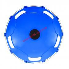 Колпак, колеса, ЗАДНИЙ, R-22,5, пластик, синий