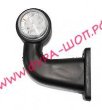 купить, CN5602, Указатель, габаритов, 12-24в, (206), 1-LED, светодиодный, 4-отверстия