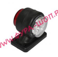 купить, CN5607, Указатель, габаритов, 12-24в, (202А), 1-LED, светодиодный, 4-отверстия