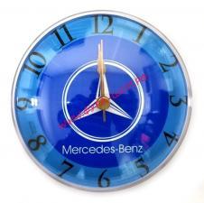 купить, Часы, с логотипом, на батарейке, АА, крепление, магнит, MERCEDES