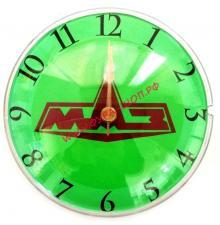 купить, CN5664, Часы, с логотипом, на батарейке, АА, крепление, магнит, Маз