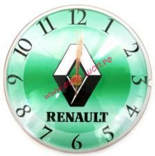 купить, CN5666, Часы, с логотипом, на батарейке, АА (крепление, магнит), RENAULT