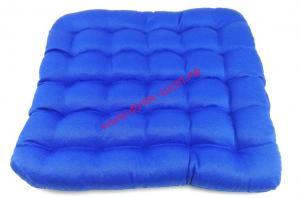 купить, CN5677, Подушка, на сиденье, с наполнителем, (Микромассаж), Синяя