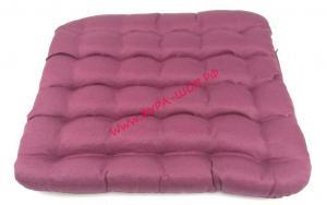 купить, CN5679, Подушка, на сиденье, с наполнителем, (Микромассаж), Красная