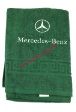 Косметичка, для, водителей, логотип, Mercedes, Мерседес, вышивка, 22*23*13, из, стеганой, Экокожи, Польша